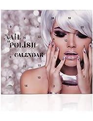 Tentation - Calendrier de l'Avent 24 Surprises Maquillage & Accessoires - Soin & Beauté