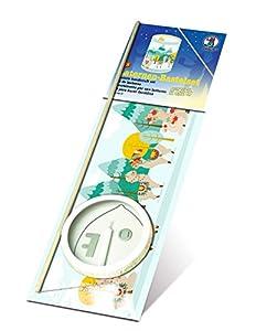 Ursus 7420000faroles Juego de Manualidades, Lama, Aprox. 20x 15,3cm