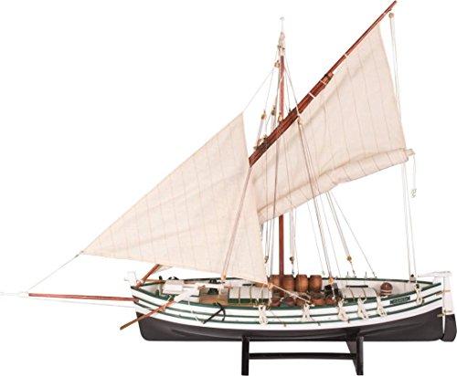 Batela Santa Lucia Modell Boot, dunkelblau/weiß (Lucia Boot)