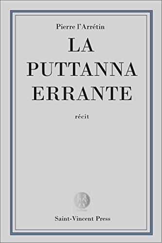 La Puttana errante par Pierre L'Arétin