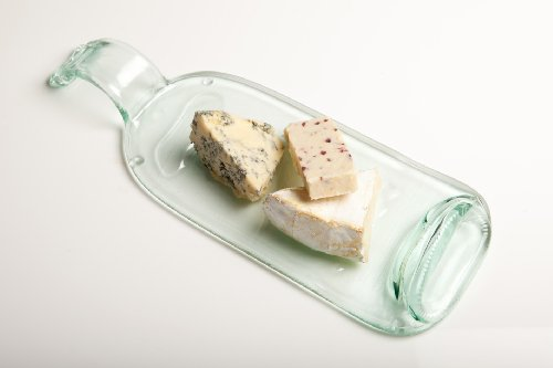 Reciclado para queso clara (solo) en caja de regalo, hecho a mano...