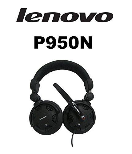 Preisvergleich Produktbild Lenovo P950N Headset (Black) (GXD0G81517)