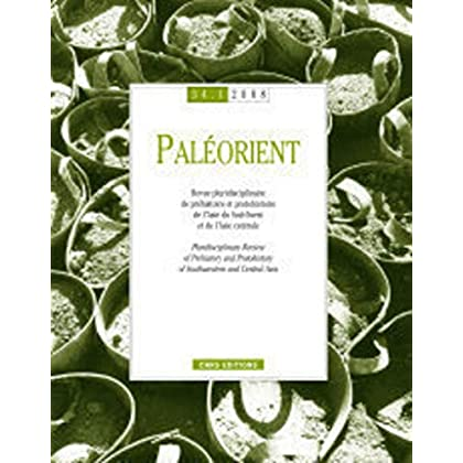 Paléorient 34.1