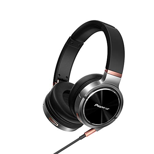 Pioneer SE-MHR5 Black Supraaural Head-band headphone - headphones (Supraaural, Head-band, 7-50000 Hz, 1000 mW, 102 dB, 45 Ω)