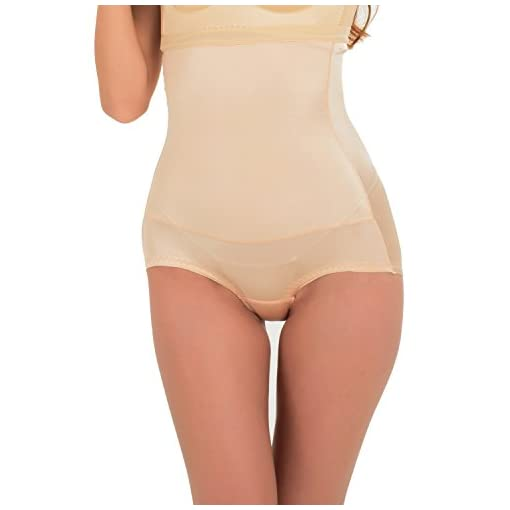 Fzmix-Women-Seamless-Tummy-Belly-Control-Waist-Slimming-Shapewear-Shaper-Panty-High-Waist-Corset-Panties-Girdle-Underwear-Boyshort