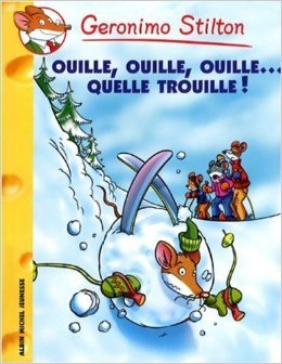 Geronimo Stilton, Tome 15 : Par Mille mimolettes, j'ai gagné au ratoloto ! de Geronimo Stilton,Larry Keys (Illustrations),Titi Plumederat (Traduction) ( 6 octobre 2004 )