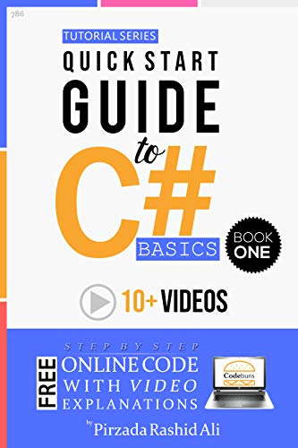 Quick Start Guide to C# Basics: Beginner's Guide to Learn C# fast book cover