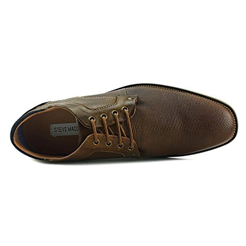 Steve Madden Mens Lupo Dark Tan