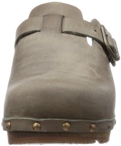 Sanita Kristel open 455205-78, Chaussures mixte adulte Gris