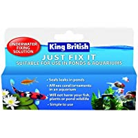 "King British ""Just Fix It"" Pond and Aquarium Repair Kit"