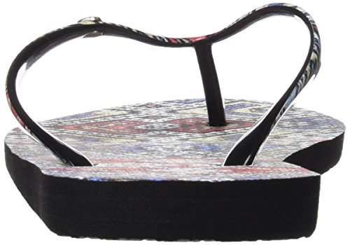 Roxy Ladies Portofino Toe Separator Multicolore (multi)