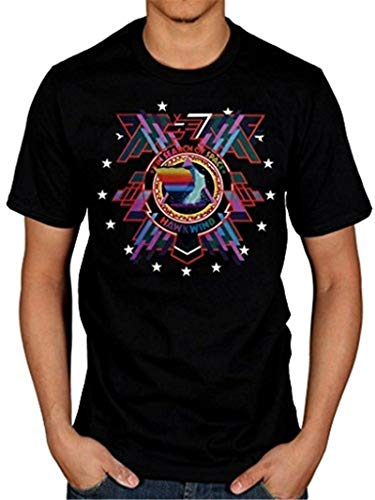 Cotton T Shirt Fashion Shirt Official Hawkwind In Search of Space T-Shirt Licensed Merchandise Short Sleeve T-Shirt
