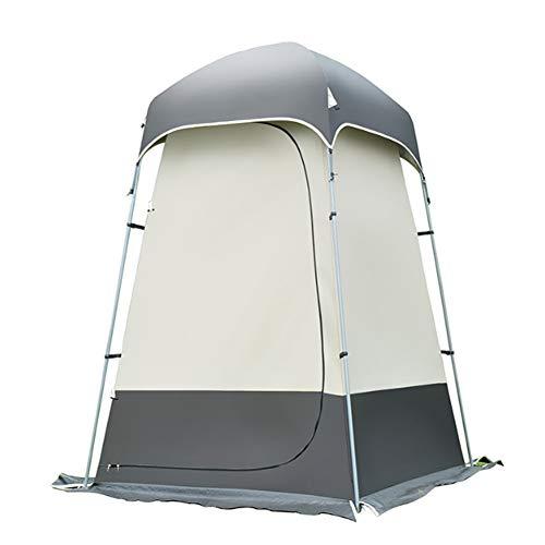 YHSFC Badezelt wasserdichte Schattierungsbad Toilette Ändern Kleidung Angeln Pergola Outdoor Camping