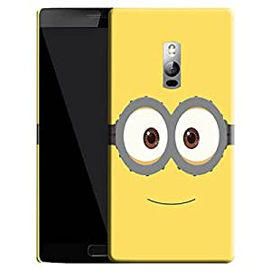 Theskinmantra Minion Eyes back cover for Oneplus 2
