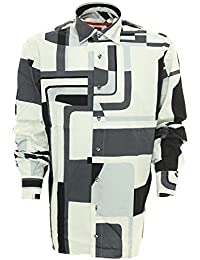 signum Regular cut Freizeithemd in modischer Farbe