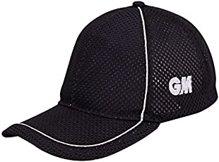 GM Cap Cricket (Black)