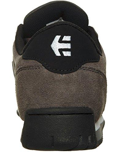 Etnies Lo-Cut Ii Ls, Herren Skateboardschuhe Grey Black White