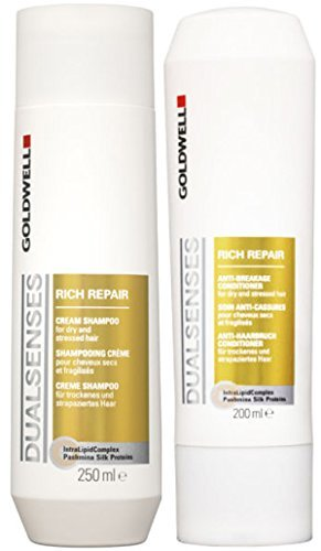 Goldwell Rich Repair Shampoo e Balsamo Duo by Gold Well