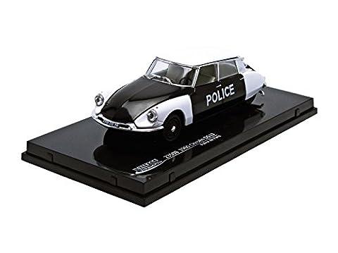 Vitesse - 23508 - Citroën Ds 19 - Police De