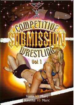French mixed wrestling - COMPETITIVE SUBMISSION WRESTLING VOL.1 (Female vs Male) DVD Amazon's Prod
