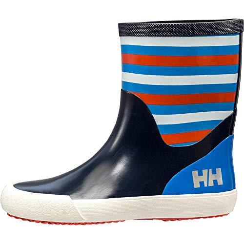 Helly Hansen Boys' Jk Nordvik Stripe Wellington Boots