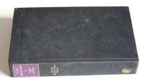 "Fluid Mechanics (Volume 6 of ""Course of Theoretical Physics"")"