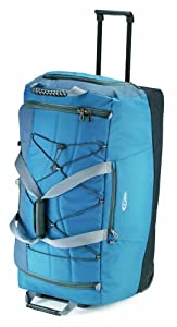 Gelert RUC641 Global Pioneer 100L Transit Bag Copen Blue / Pewter