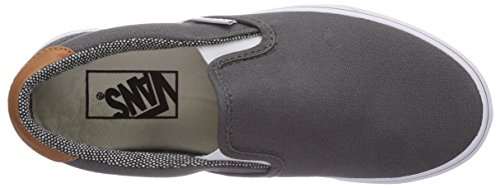 Vans SLIP-ON 59 Low-Top Sneaker, Unisex Adulto Grigio (pewter/tw F7Y)