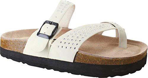 Mistral Pointure Celluflex Crème Silhouette Confort Sandale 39 80vmOPnyNw