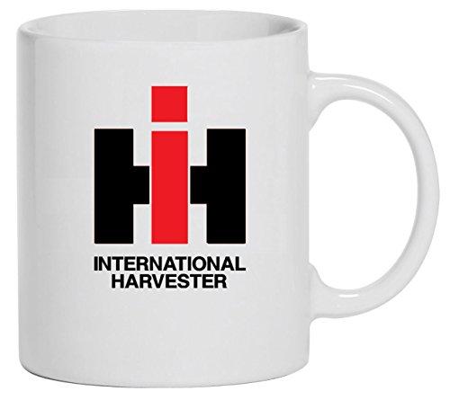 Bimaxx Traktor Tasse | IHC International Harvester | Kaffeebecher | Oldtimer Schlepper -