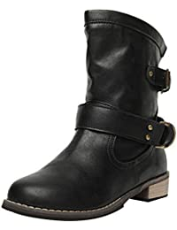 Zapatos negros formales Highdas para mujer vnw6w