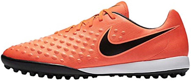 Nike magistax onda II TF, rojo - negro, 8