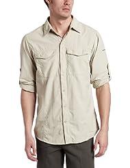 Columbia Men'Insect s Long Sleeve Shirt Blocker