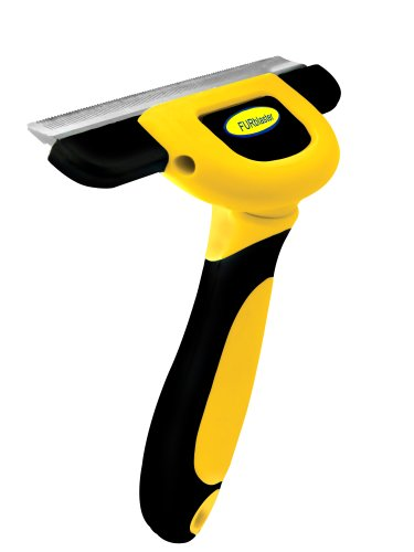 Deshedding Tool & Pet Grooming Brush- No.1 BEST