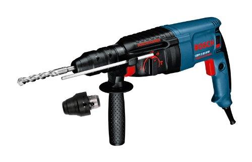 Bosch Bohrhammer im Test: technische Fakten und Erfahrungen