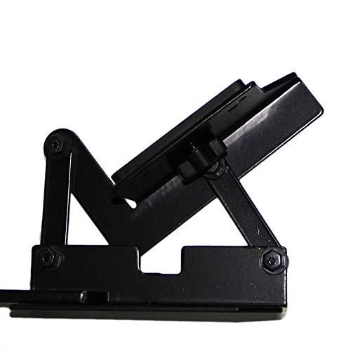 Flash Bracket Grip (900 Flash Bracket Grip Quickflip Kamera Flash Bracket Grip Kamera Flash Arm Holder Stand Shade Bracket Blitzschuh - Schwarz)