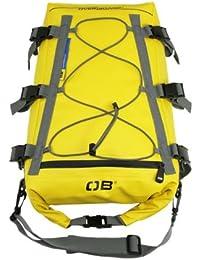 Overboard OB1094Y - Bolsa estanca enrollable para kayak, color amarillo