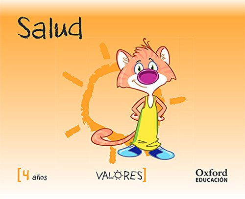 Educación En Valores 4 Años. Salud (Educacion en Valores Segunda Edición) - 9788467381771