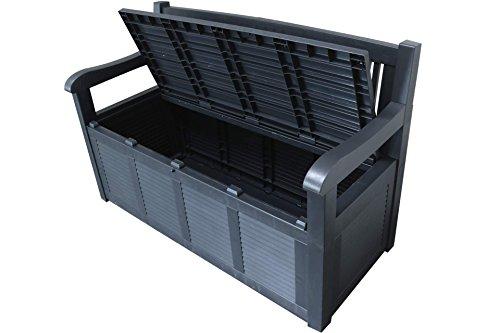 Gartenbank Aufbewahrung Kissenbox - 4