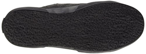 Superga 2750-Leahorseu, Chaussures de Gymnastique Mixte Adulte Noir (F90 Total Black)