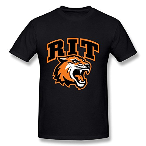 mens-vintage-ncaa-rit-tigers-mens-ice-hockey-team-logo-t-shirts-black
