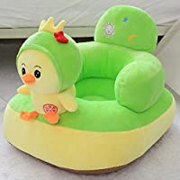 Cartoon Children Small Sofa Baby Rabbit Plush Toy, Baby Panda Baby Sofa, Girl Gift, Birthday Boy chick Width 50 cm