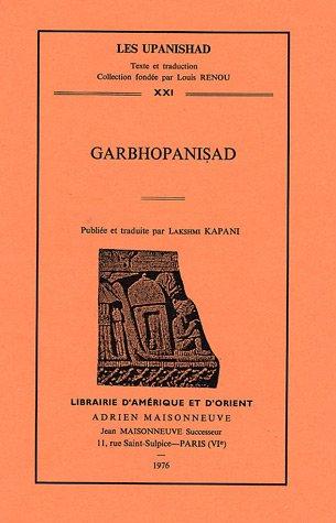 Garbhopanisad par Lakshmi Kapani