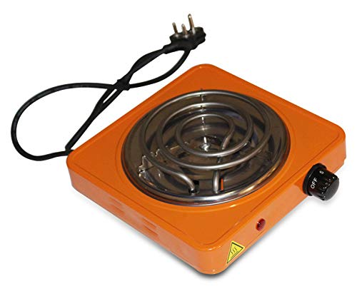 AKSHAT Single Burner Coil Induction Cook top/Hot Plate Induction with Coil/Electric Heater/Handy