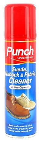 Punch-daim/Nubuck & tissu nettoyant