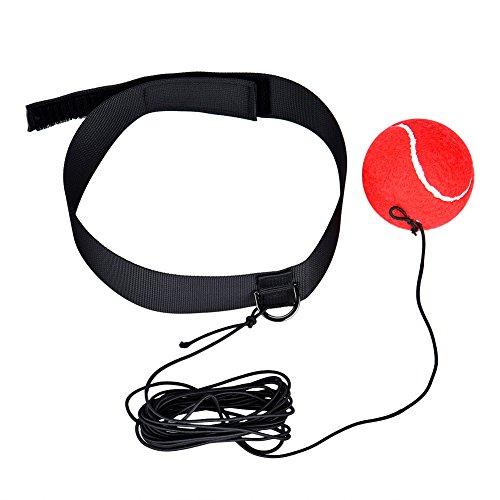 Cozywind Boxen Training Ball mit Kopfband für Boxer Reflex Speed Training und Halten Sie Gute...