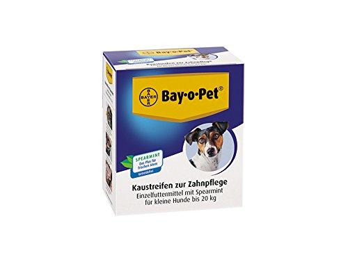 Bay-o-Pet Zahnpflege Kaustreifen mit Spearmint  klein