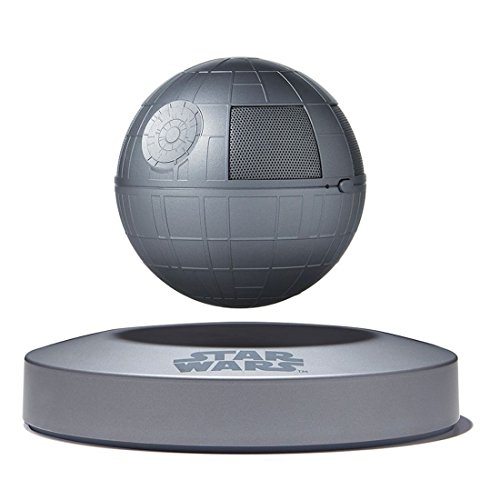 Official Star Wars Levitating Death Star Speaker