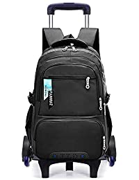 fc97659d9b34 Amazon.co.uk: Black - Children's Luggage / Suitcases & Travel Bags ...