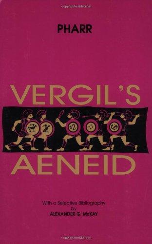 Aeneid: Bks. 1-6